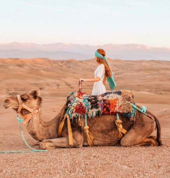 Marrakech To Agafay Desert Day Tour