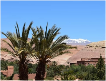 4 day tour from Marrakech to Desert and Fes