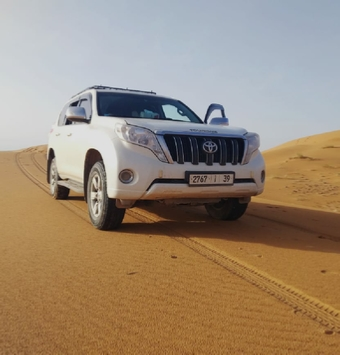 4x4 Merzouga Dunes Excursion