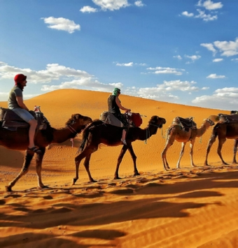 2 Day Tour from Marrakech to desert in Zagora