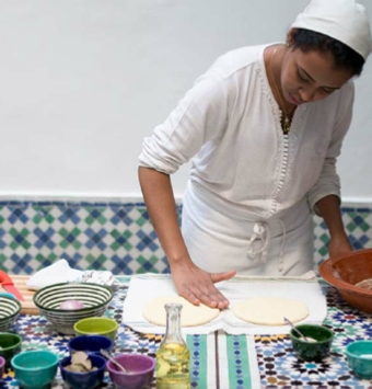 Cooking class in Marrakech city