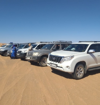 3 Day Tour from Marrakech to desert in Merzouga