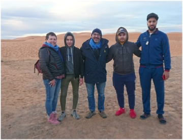 Tour from Marrakech to desert