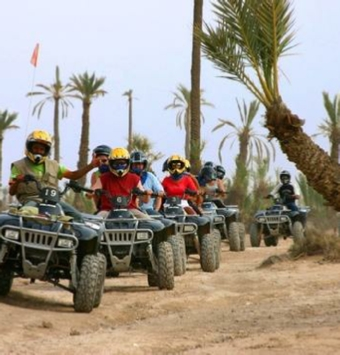 Quad or buggy Excursion in Marrakech